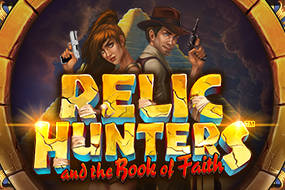 Relic Hunters™ and the Book of Faith